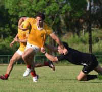 Semifinales del Regional Juvenil de Rugby
