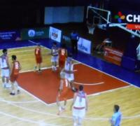 Unión vs. Villa . Foto TV