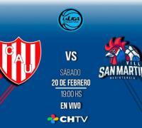 union Villa por Chaco TV