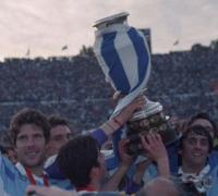 Uruguay campeón de América 1995
