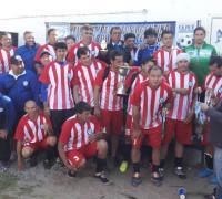 Villa Rica fue subcampeón en el Argentino de Veteranos, categoría seniros 36-42 años, al perder por penales frente al equipo de Quintu Panal.