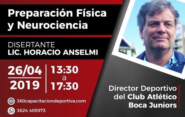 Horacio Anselmi en la UTN