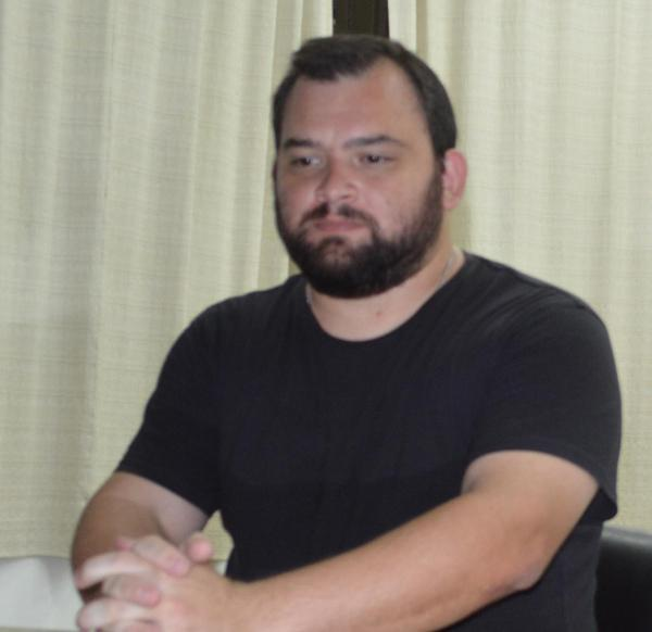 Licenciado Claudio Fermani