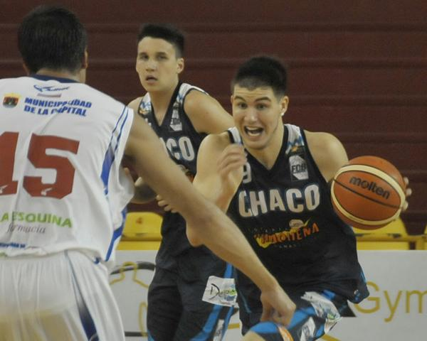 Corbalán y Lugo, dos de los convocados a entrenamientos