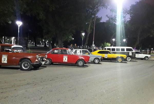 Los autos clásicos inician el sábado la VI Vuelta del Chaco