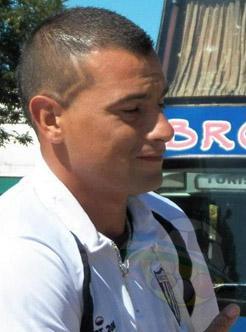 David Romero ingresará por Juan Matto en la presentación de Tucumán.