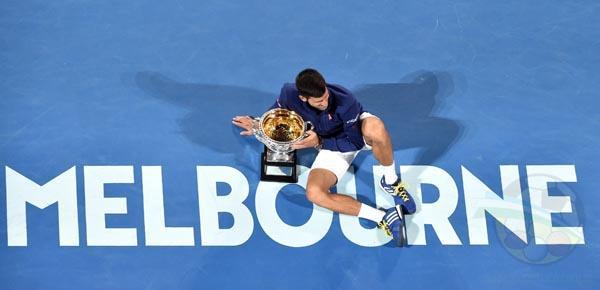 Novak Djokovic no le dio alternativas a Murrat