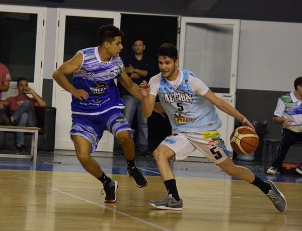 Davino Flores. Foto Jorge Marich prensa Acción