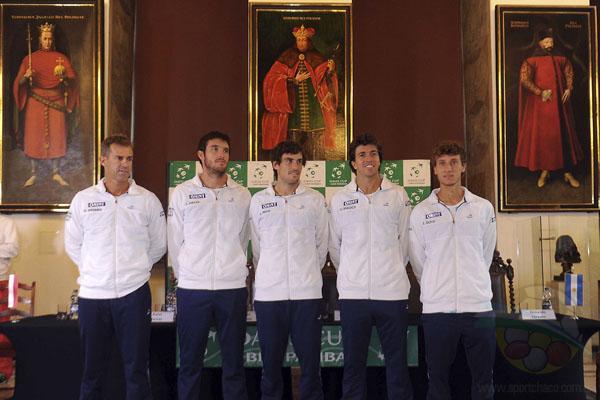 El equipo argentino que pondrá en marcha una nueva ilusión.