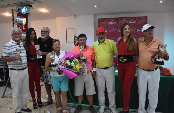 Entrega de premios del Apertura Cabalgata 2018. Foto Cáceres- Gentileza NORTE.