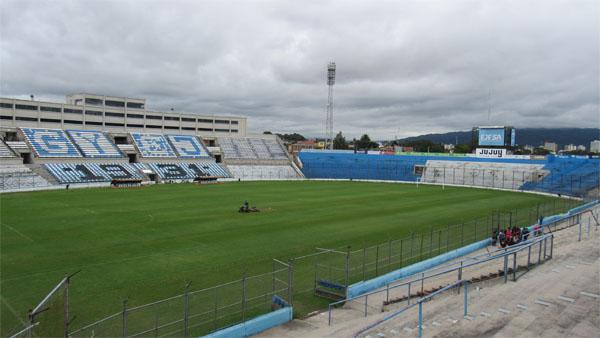 El estadio de Jujuy está en la lista como una de las posibles alternativas.