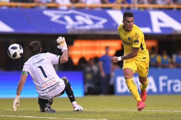 Cristian Pavón, delantero de Boca a la Selección