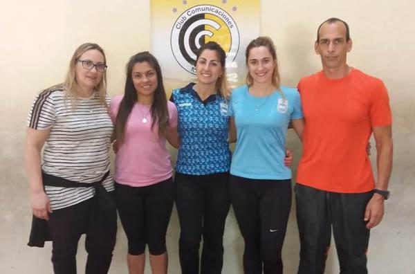 Profesores de San Fernando en curso de capacitación técnica en Buenos Aires