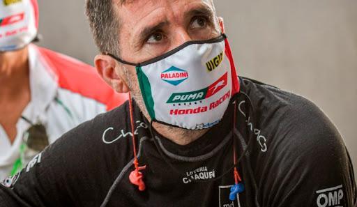 Pato Silva, director deportivo de Honda Racing