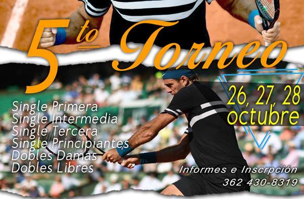 Circuito Tenis : Quinto torneo del circuito ]tenis cune sport chaco