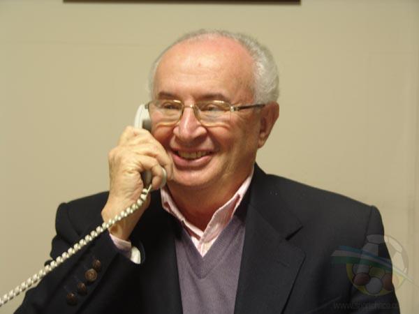 Este martes le impondrán el nombre de Abraham Rabinovich al Palyón deportivo que se inaugura.