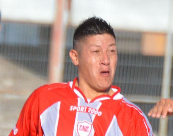 Luis Gómez, el poder del gol de Resistencia