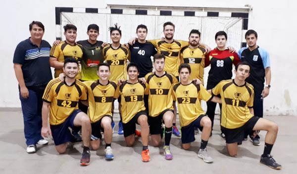 San Roque es uno de los invictos en el handball