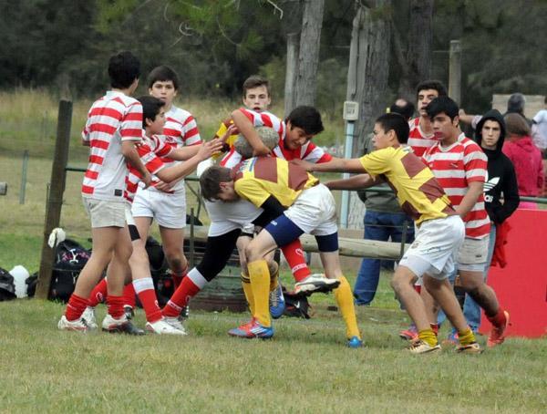 Infantil de rugby