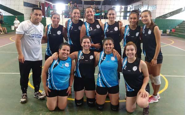 Unión Chaco Voley campeón de la Copa de Oro