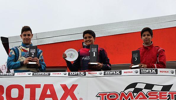Foto: © Juan P. Casella Lucas Bohdanowicz dueño del podio en Sunchales