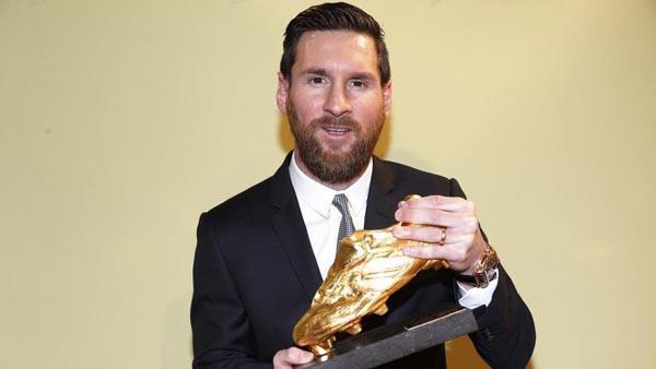 Otro logro para Leo Messi