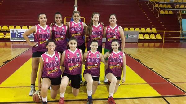 Diez de las doce jugadores de Chaco para el Argentino de Buenos Aires