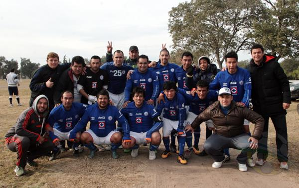 Deportivo Chaco Giménez campeón de Junior C