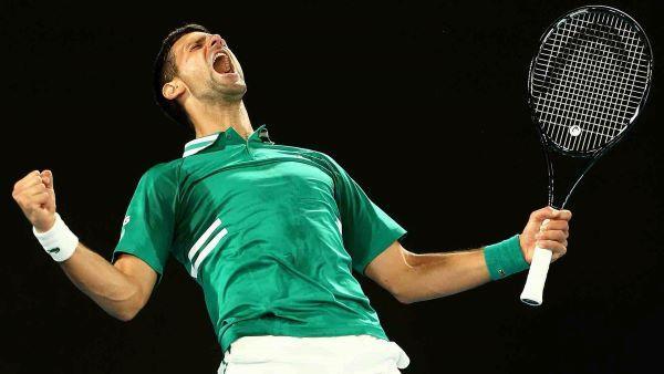 Novak Djokovic sumó otro Grand Slam