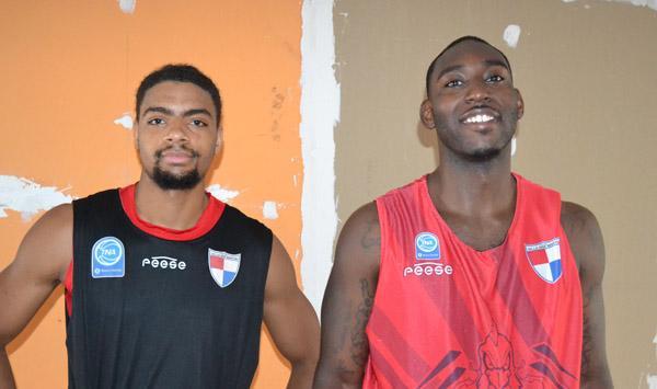 Elijah Robinson y Sharwyn McGee
