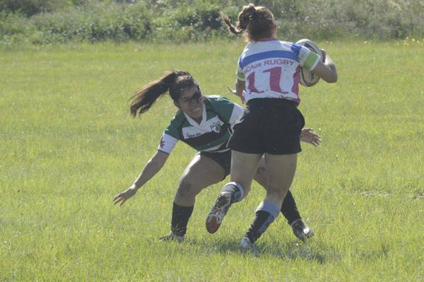 Circuito femenino de rugby del Nordeste