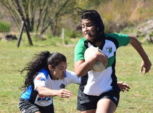 Rugby femenino este domingo