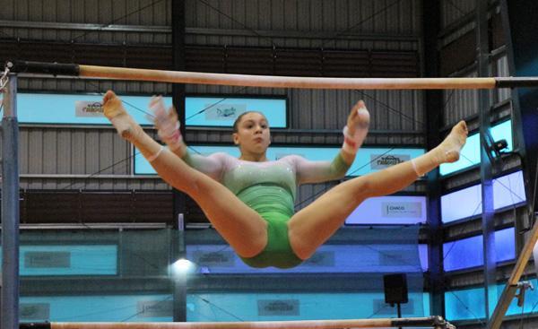 La gimnasia en el Jaime Zapata este jueves