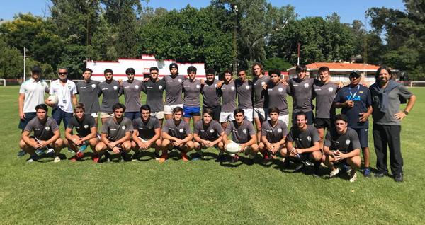 Los juveniles de la URNE este s´bado en Santiago del Estero