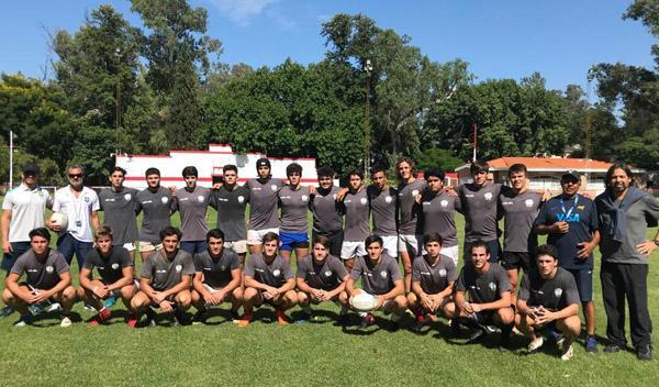 Juveniles arrancaron con su preparación para el Argentino