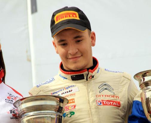 Manuel Macarro fue tercero en la segunda final