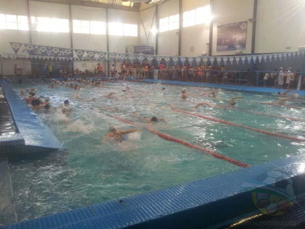 Natatorio olímpico del Club Náutico Sportivo Avellaneda