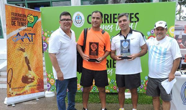 Lucio Otero ecampeón en más de 40 años