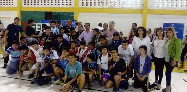 El lunes 15 de abril en el Ministerio de Educación se realizará una conferencia de prensa para realizar el Lanzamiento de la Liga Deportiva Adaptada en su edición 2019.