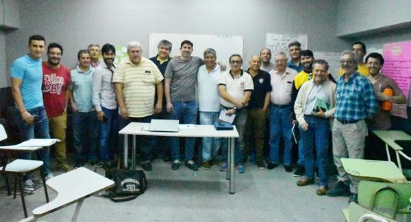 Reunión de la FCHB hoy en Sáenz Peña