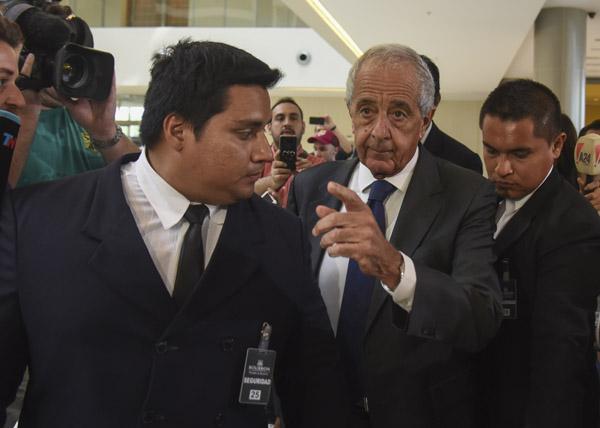 D´Onofrio aseguró que Macri le dio apoyo y seguridad para que se juegue en el Monumental