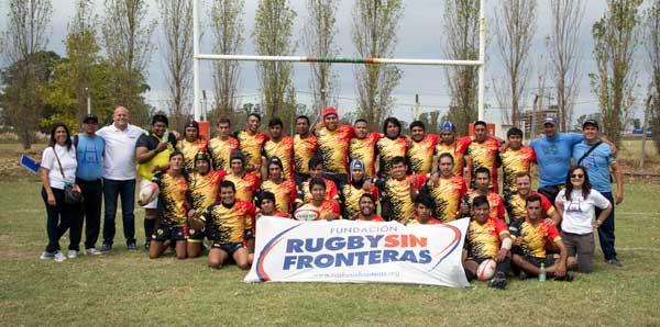 Rugby sin Fronteras