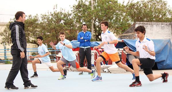 Jugadores de Squash serán sometidos a controles