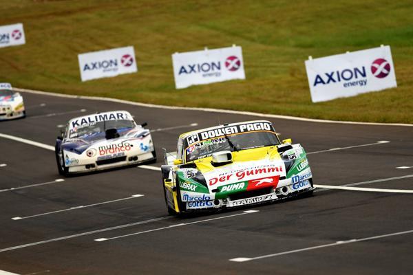 Ayrton Londero de punta a punta en el TC Pista