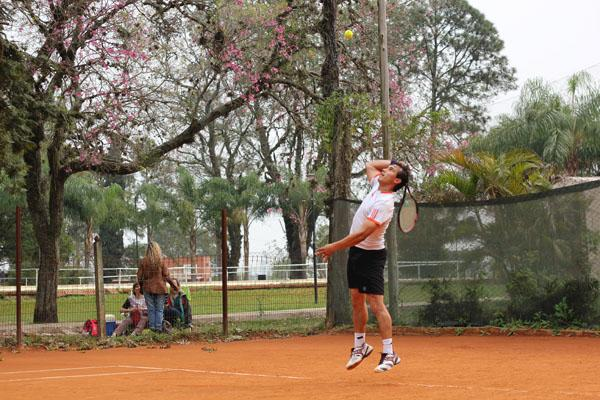 El programa de crecimiento del tenis chaqueño