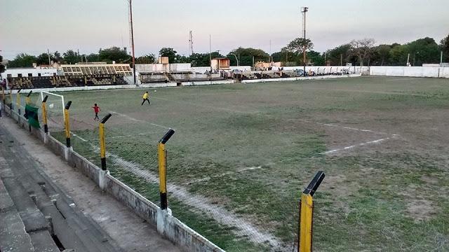 Estadio de Unión de General Pinedo inaugurado en 1979