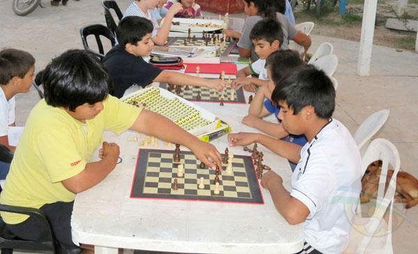 El viernes habrá ajedrez en el Barrio Italo Argentino