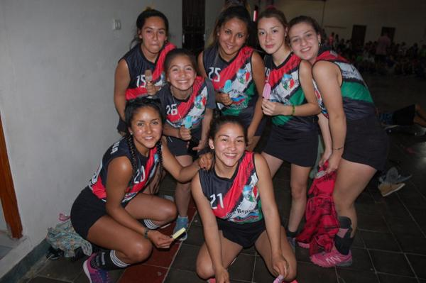 Juegos Evita en General San Martín